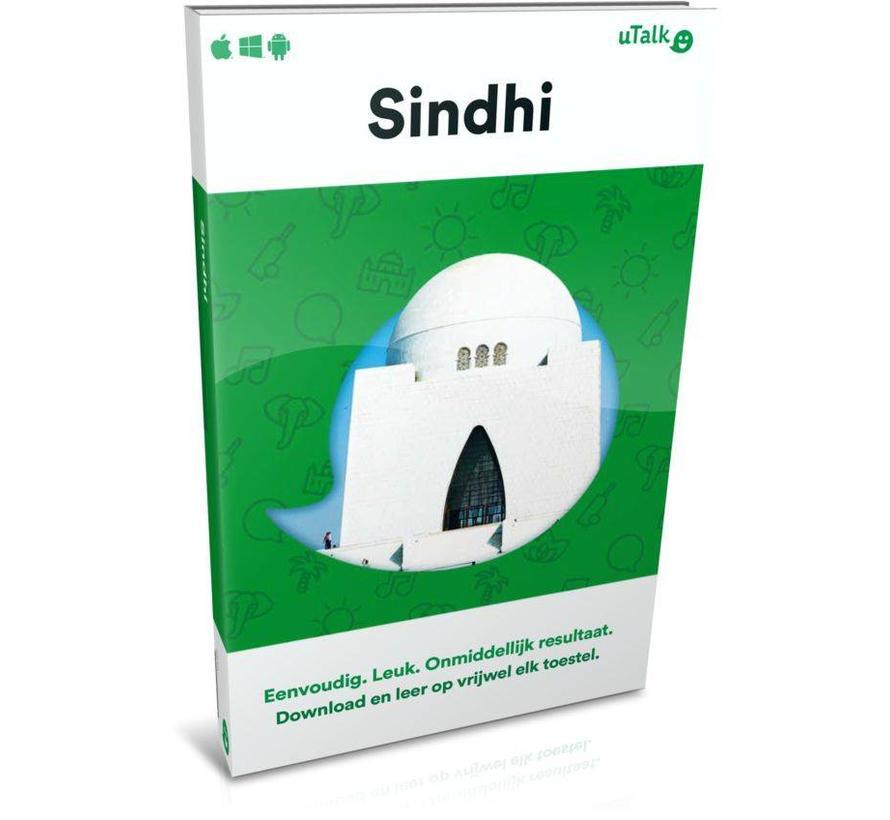 Leer Sindhi online - uTalk complete taalcursus