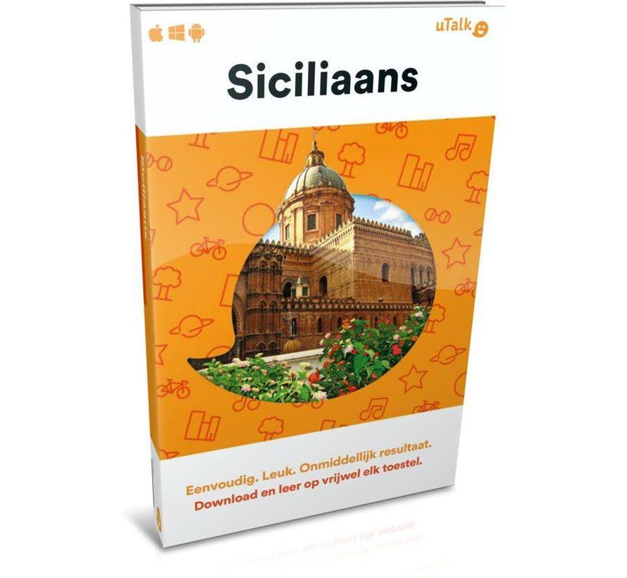 Leer Siciliaans online - uTalk complete taalcursus