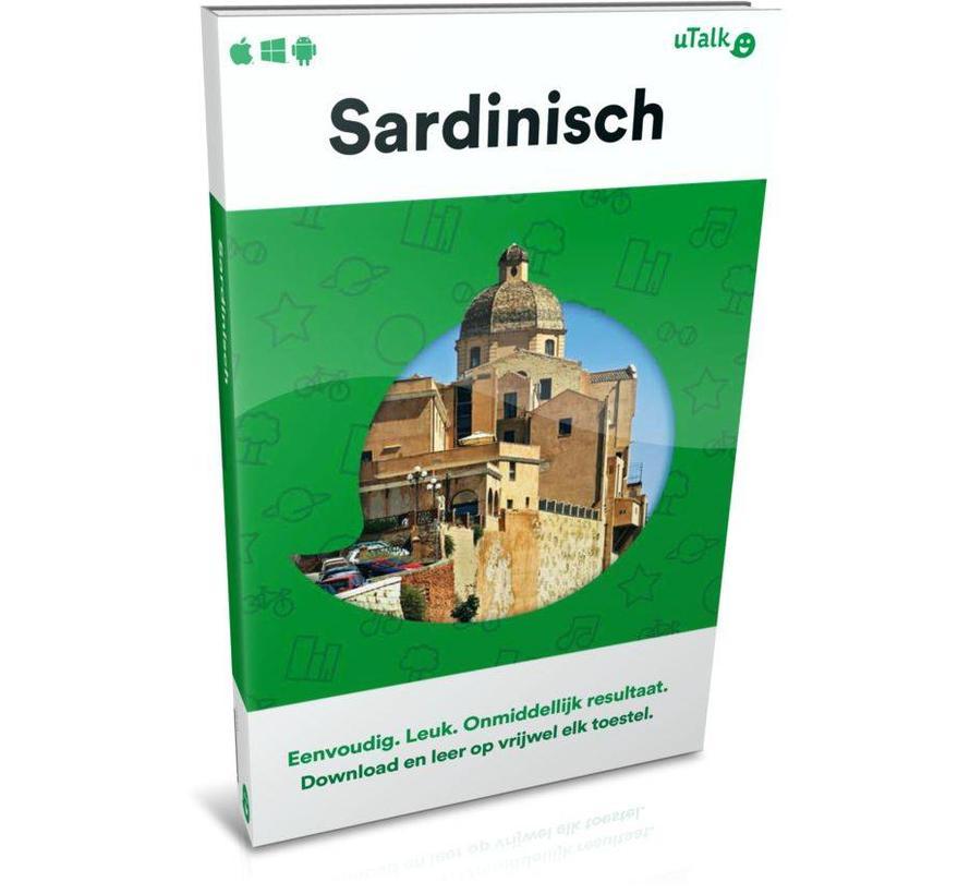 uTalk leer Sardisch - Online cursus