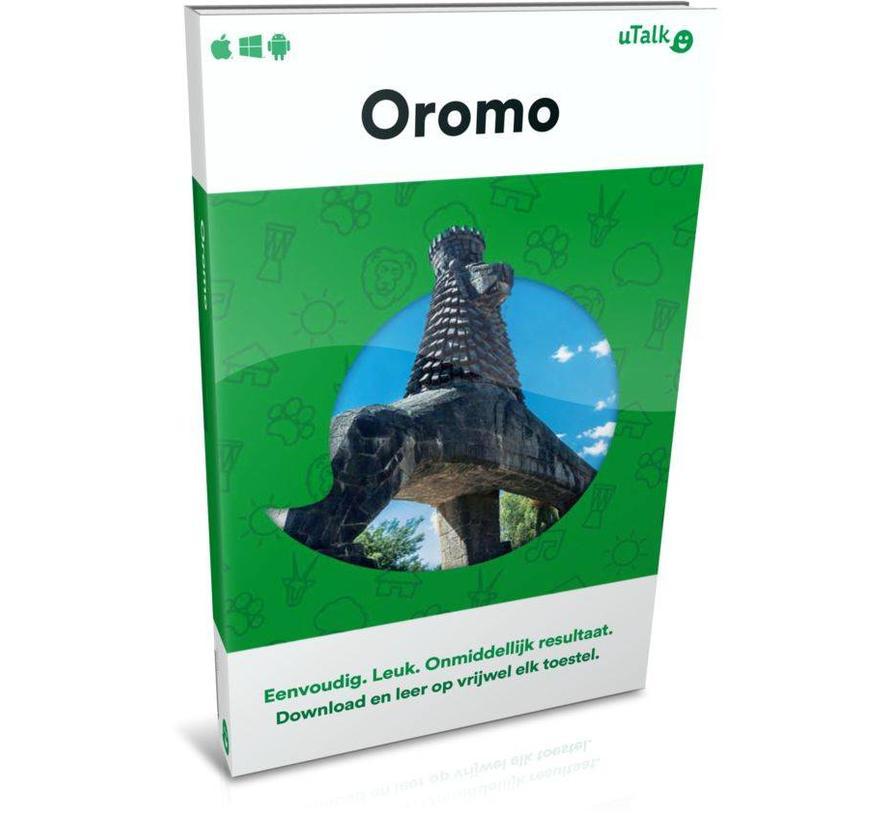 uTalk leer Oromo - Online cursus