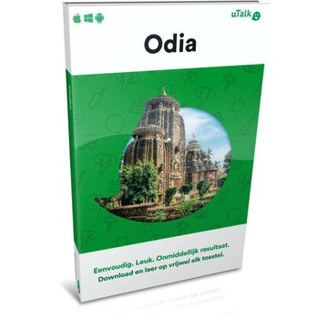 uTalk Leer Odia online - uTalk complete taalcursus
