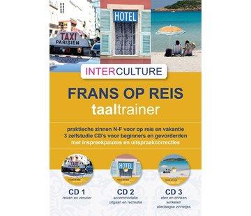 Interculture Interculture Taaltrainer Frans op reis - 3 CD's