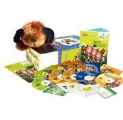 PetraLingua - Taalcursussen voor kinderen Russisch voor kinderen - Compleet leerpakket (Petra.Lingua)