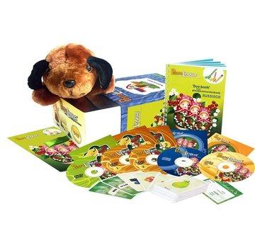 PetraLingua - Taalcursussen voor kinderen Russisch voor Kinderen  - Compleet leerpakket Russisch (Petra.Lingua)