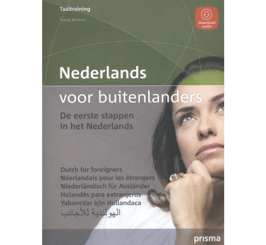 Prisma  Nederlands voor Buitenlanders (Leerboek + Audio)