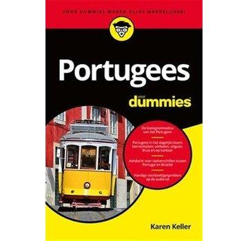 Talen leren voor Dummies - Leerboeken Portugees voor Dummies (Leerboek + audio)
