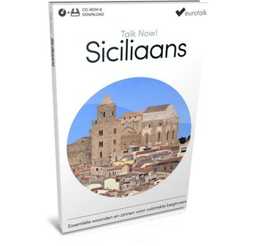 Eurotalk Talk Now Talk Now  - Basis cursus Siciliaans voor Beginners