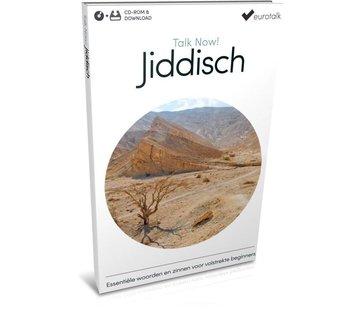 Eurotalk Talk Now Talk Now  - Basis cursus Jiddisch voor Beginners