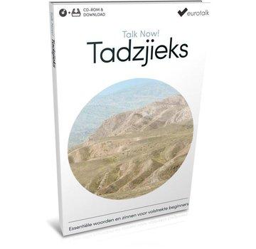 Eurotalk Talk Now Talk Now  - Basis cursus Tadzjieks voor Beginners