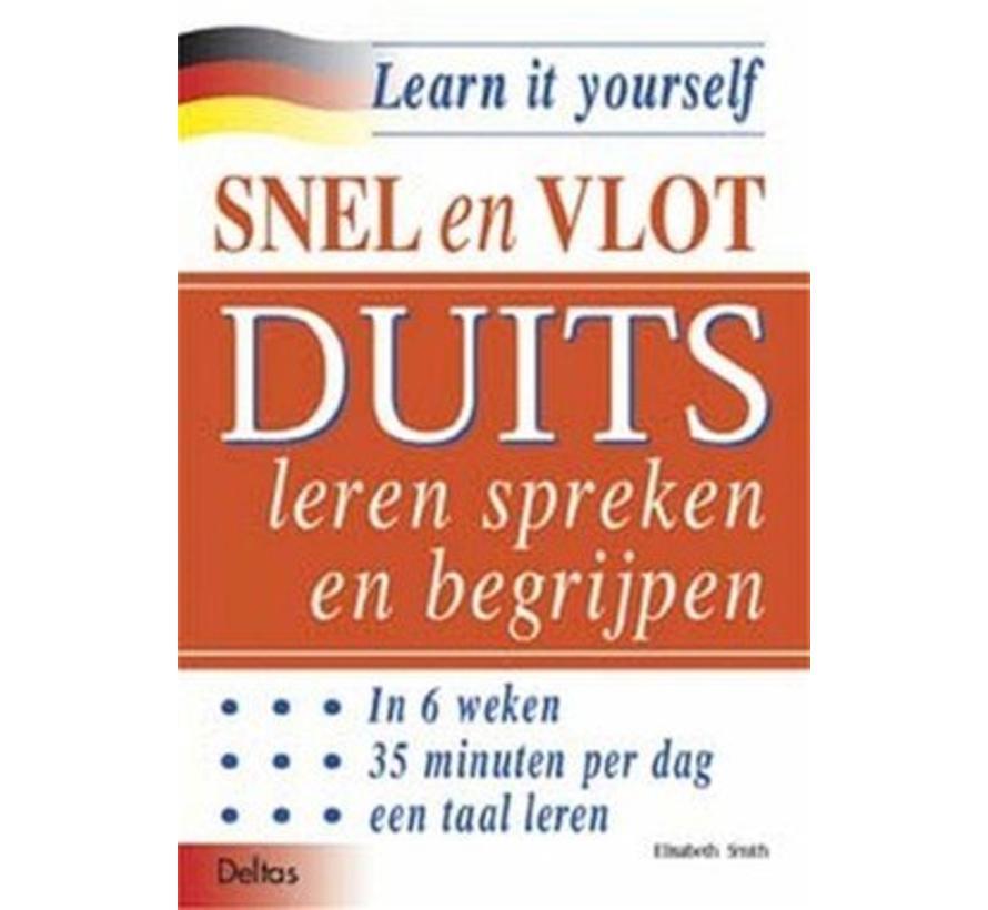 Snel en Vlot Duits leren spreken en begrijpen