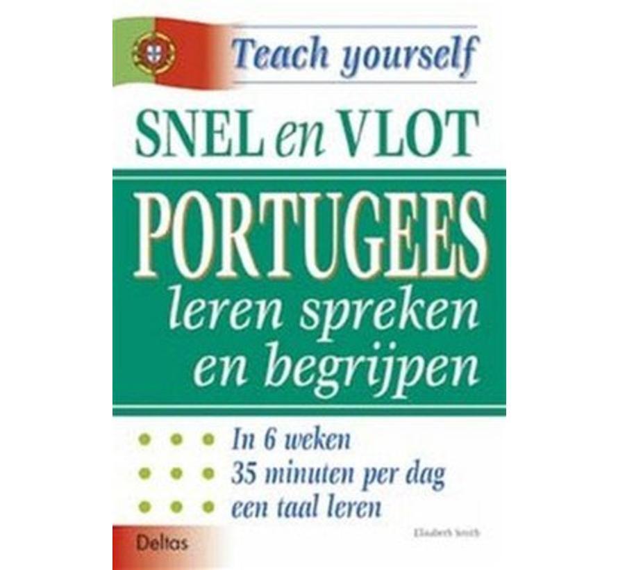 Snel en Vlot Portugees leren spreken en begrijpen- Portugees voor beginners