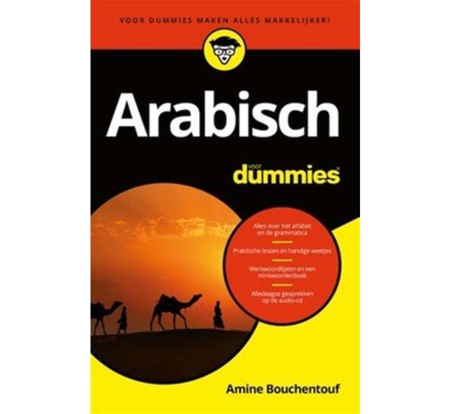 Arabisch voor Dummies (Leerboek + Audio)