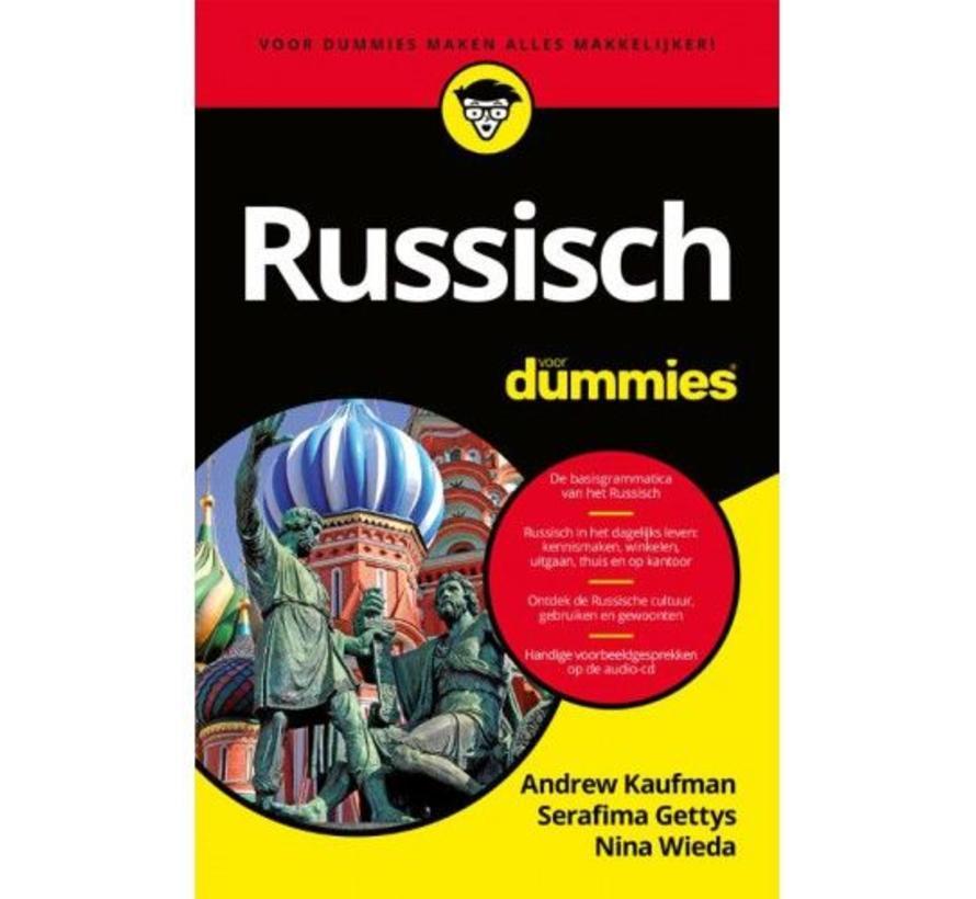 Russisch voor Dummies - Leerboek + Audio