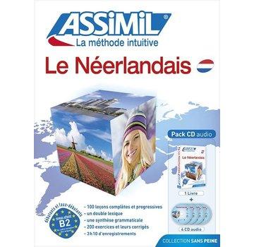 Assimil Le Néerlandais Sans Peine - Nederlands leren vanuit Frans (Boek + Audio CD)