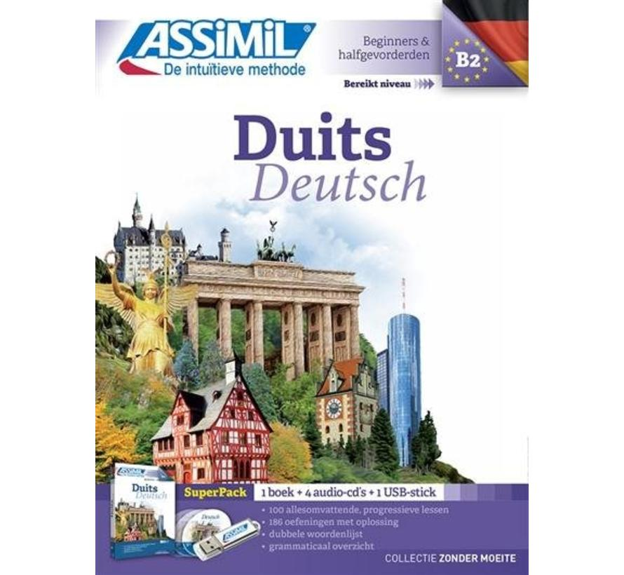 Assimil Duits zonder moeite (Superpack)