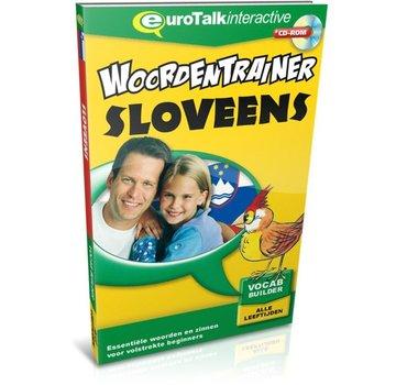 Eurotalk Woordentrainer ( Flashcards) Sloveens voor kinderen - Woordentrainer Sloveens