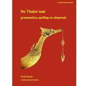 Thais leren BOEK - De Thaise taal: Grammatica, Spelling en Uitspraak
