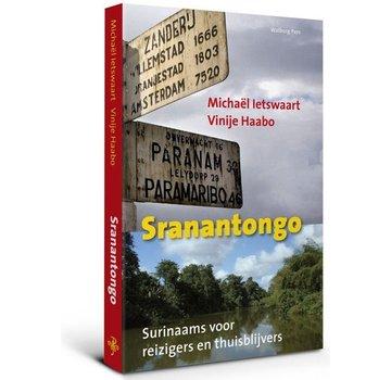 Walburg Pers Sranantongo leren - Surinaams voor reizigers en thuisblijvers