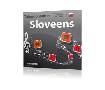 Eurotalk Rhythms Leer Sloveens voor Beginners  - Audio Taalcursus  (Download)