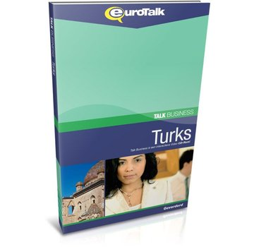 Eurotalk Talk Business Cursus Zakelijk Turks - Talk Business Turks