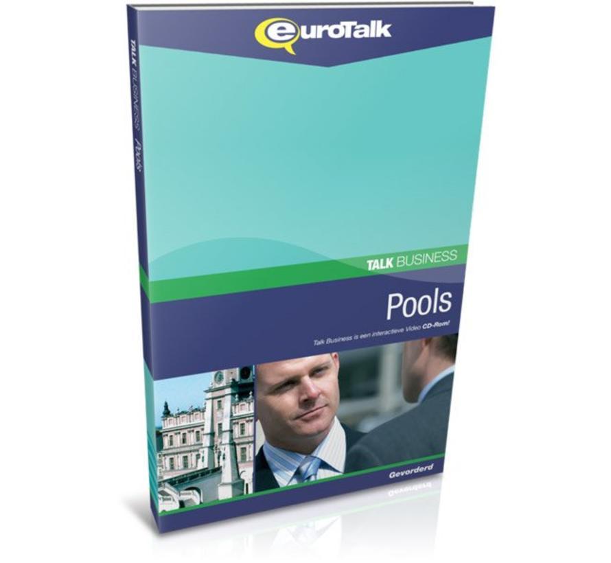 Cursus Zakelijk Pools - Talk Business Pools