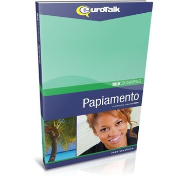 Eurotalk Talk Business Cursus Zakelijk Papiaments - Talk Business Papiaments