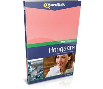 Eurotalk Talk Business Cursus Zakelijk Hongaars - Talk Business Hongaars