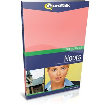Eurotalk Talk Business Cursus Zakelijk Noors - Talk Business Noors