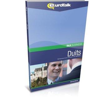Eurotalk Talk Business Cursus Zakelijk Duits - Talk Business Duits