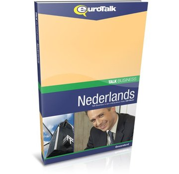 Eurotalk Talk Business Cursus Zakelijk Nederlands - Talk Business Nederlands