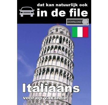 Vakantie taalcursus Italiaans op vakantie - Luistercursus Italiaans [Download]