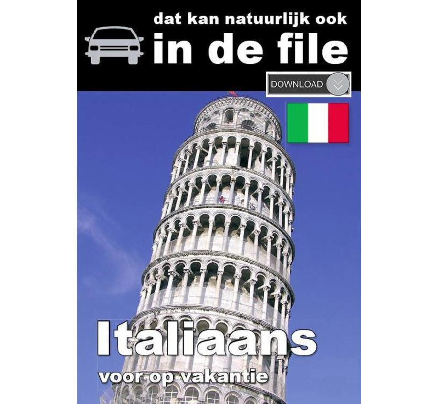 Italiaans op vakantie - Luistercursus Italiaans [Download]