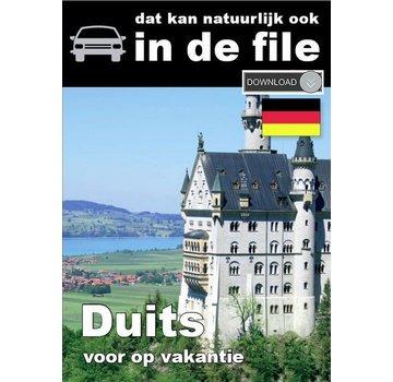 Vakantie taalcursus Duits op vakantie - Luistercursus Duits  [Download]