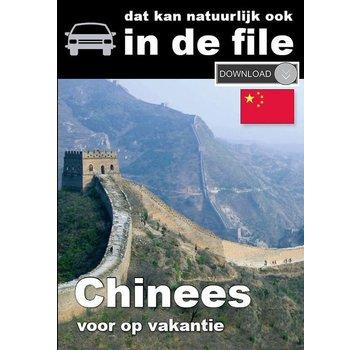 Vakantie taalcursus Chinees op vakantie - Luistercursus Chinees [Download]