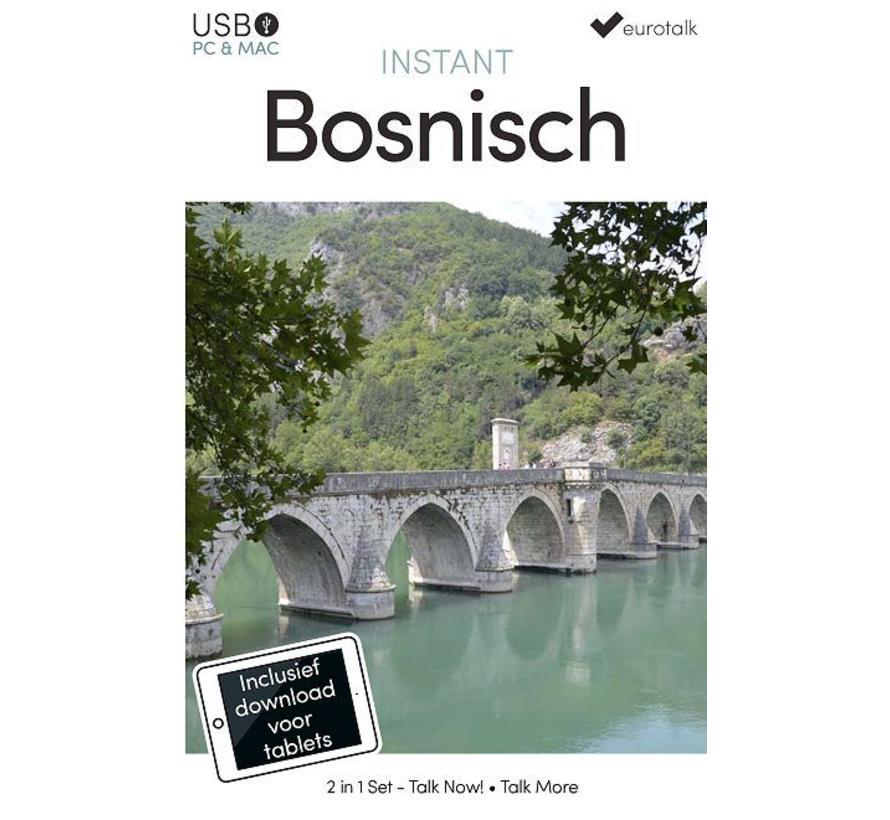 Instant Bosnisch voor Beginners