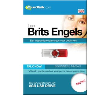 Eurotalk Talk Now Talk now - Cursus Engels voor Beginners (USB)