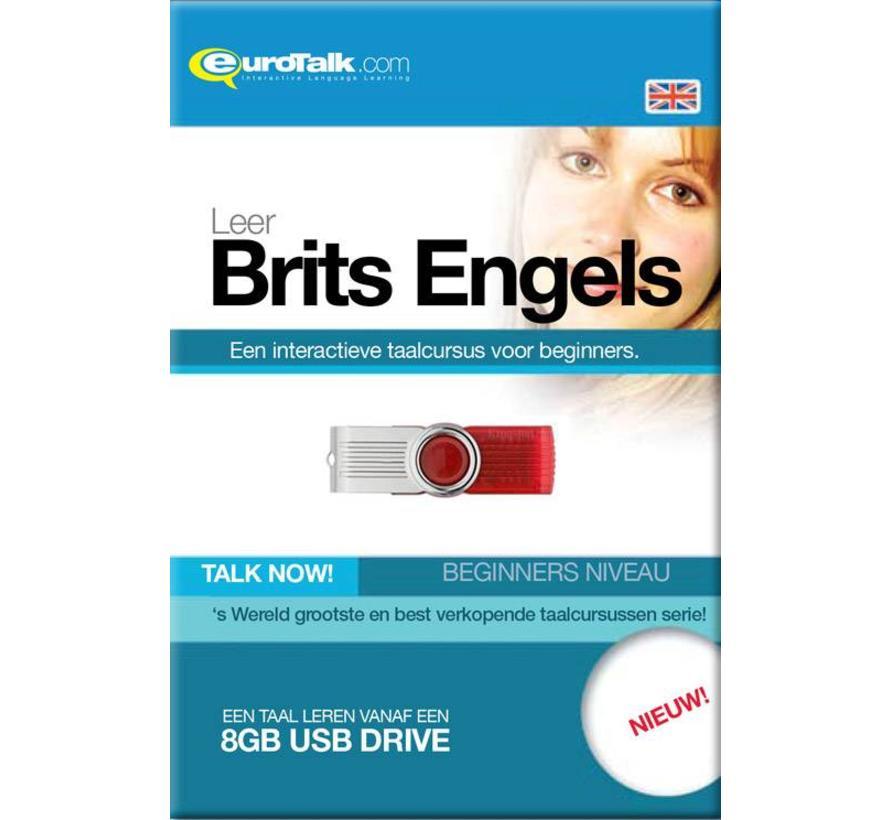 Talk now - Cursus Engels voor Beginners (USB)