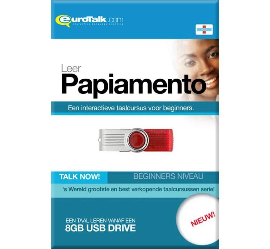 Talk now - Cursus Papiaments voor Beginners (USB)