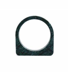 Marble bracelet No.5 | Green