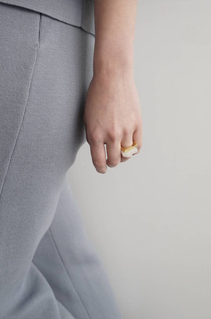 Ring gold No.6 | 2.0
