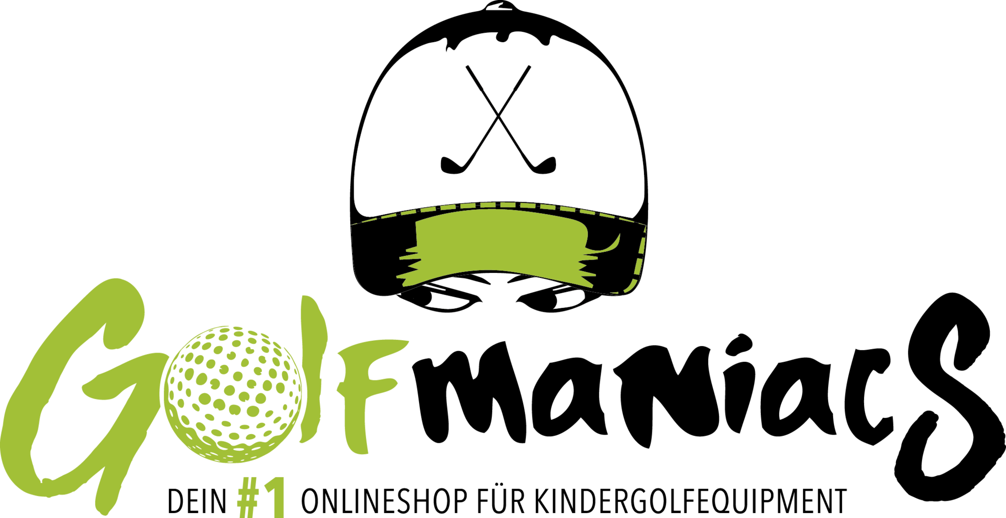Golfmaniacs Logo
