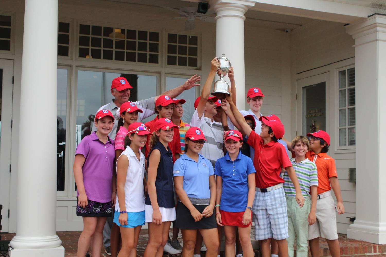 Golfturniere und -serien für Kinder und Jugendliche