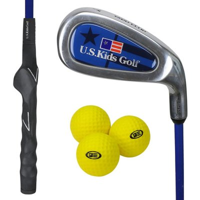 U.S. Kids Golf Yard Club RS 45 Set inkl. 3 Softbällen
