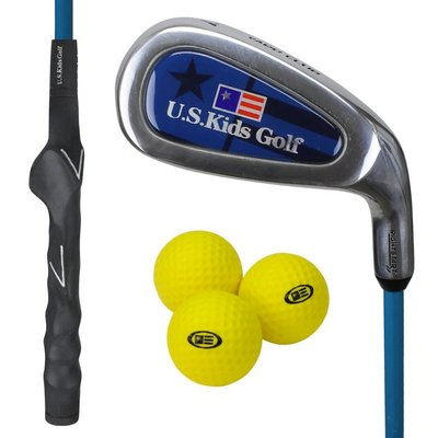 U.S. Kids Golf Yard Club RS 48 Set inkl. 3 Softbällen