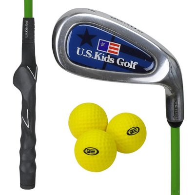 U.S. Kids Golf Yard Club RS 57 Set inkl. 3 Softbällen