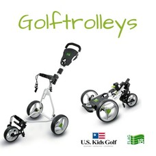 Golftrolleys für Kinder