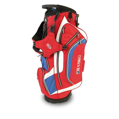 U.S. Kids Golf Carry & Cart Tournament Bag