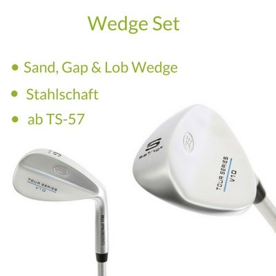 U.S. Kids Golf Tour Series Wedge Set - Stahl