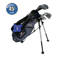 U.S. Kids Golf Ultralight - 4 Schläger-Standbag-Set