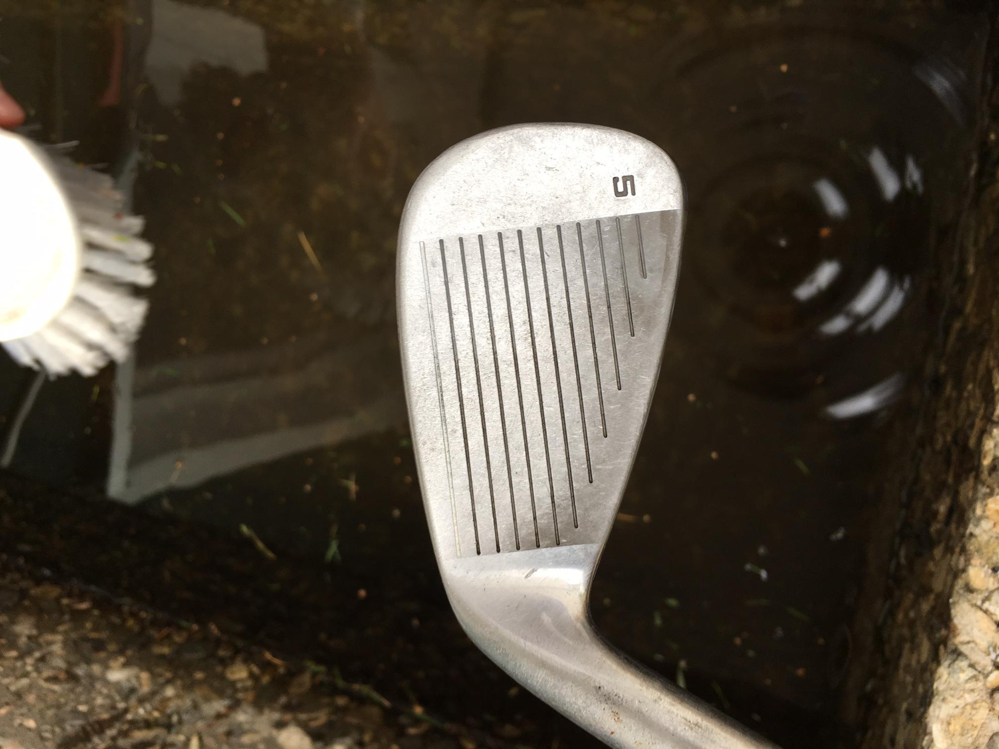 Golfschläger richtig pflegen